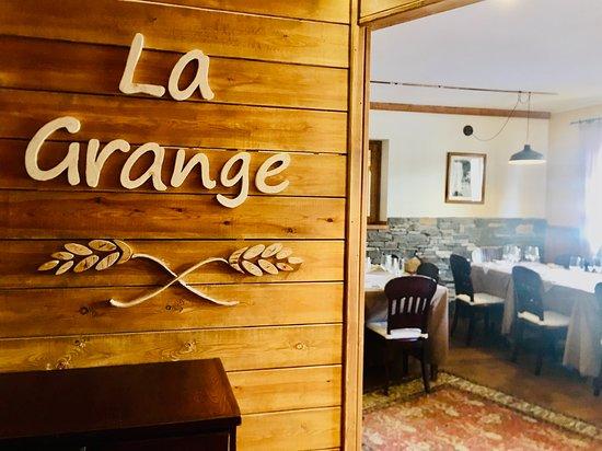 Ristorante La Grange Gressoney La Trinite Menu Preise Restaurant Bewertungen Tripadvisor