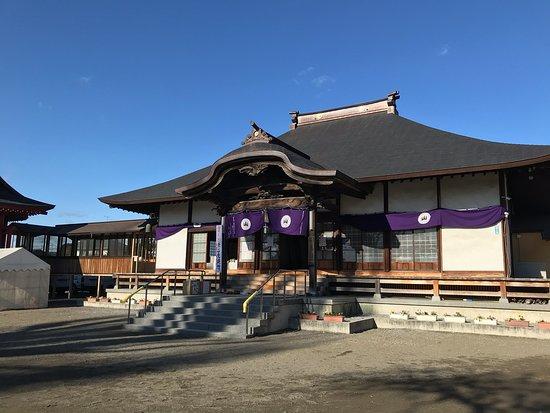 Mibu-ji Temple