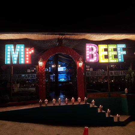 Mr Beef un lugar exclusivo en Fusagasugá