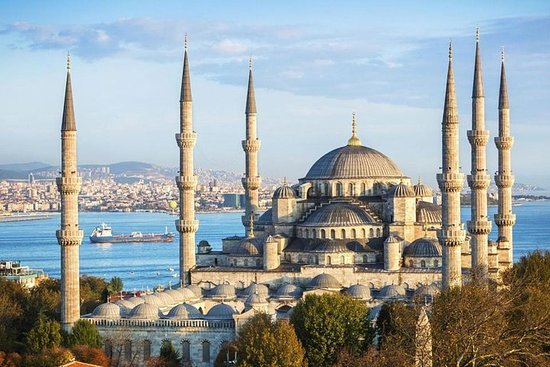 Wandeltour sightseeing in Istanboel