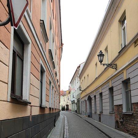 Stikliu Street