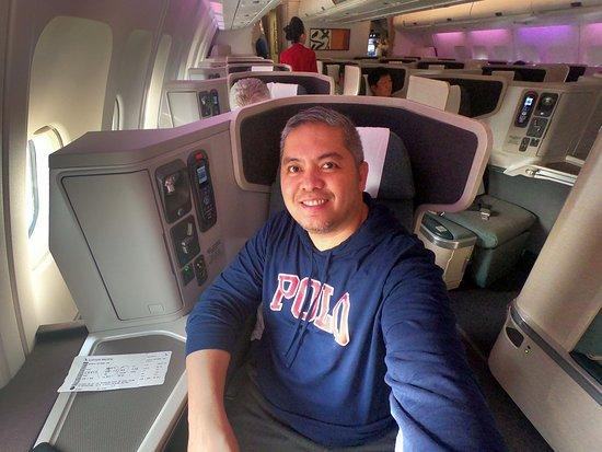 Cathay Pacific – fotografia