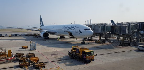 Cathay Pacific: Our aircraft.