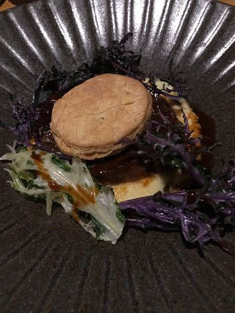 Etive Restaurant: 12 hour cooked shin of beef
