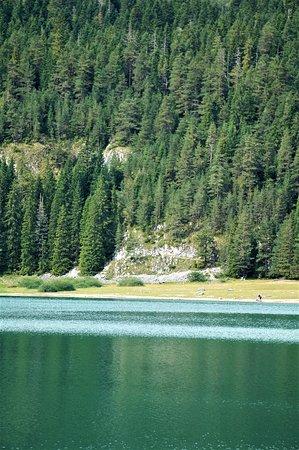 Черногорское озеро Рица – 52