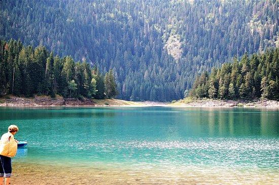 Черногорское озеро Рица – 53