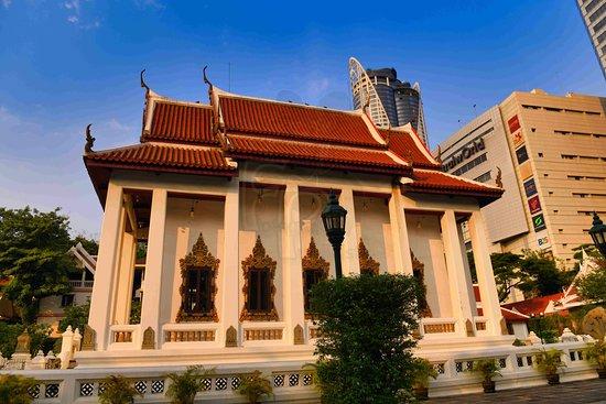 Templo En centro comerciales