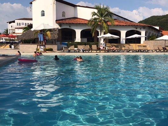 We love Club Med Ixtapa!