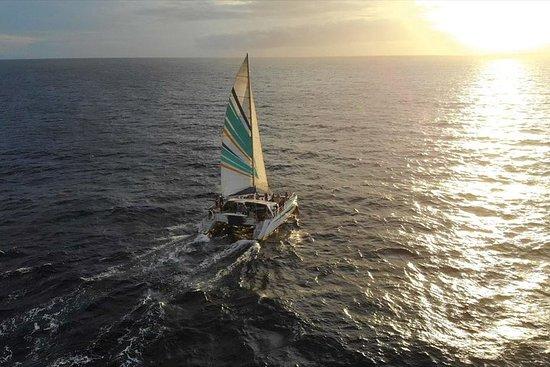 Leila Na Pali Sunset Dinner Sail – fotografija