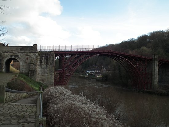 Ironbridge Salop.
