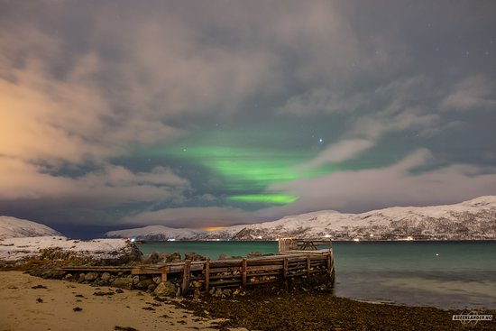 Northern Lights Adventure with Greenlander, 8 people max: Happy Days!
