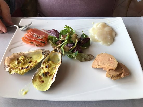Guilliers, Fransa: Amazing food...