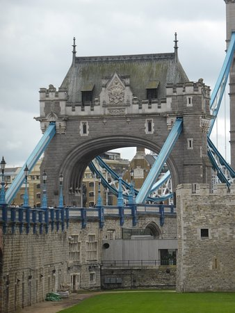 Londýn, UK: Tower bridge e dintorni