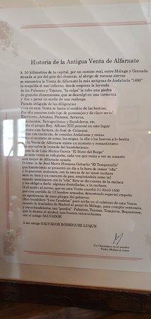 Alfarnate, España: Historia.