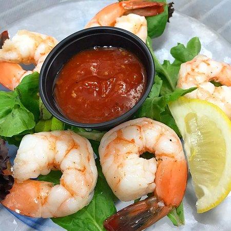 Shrimp, but of course!