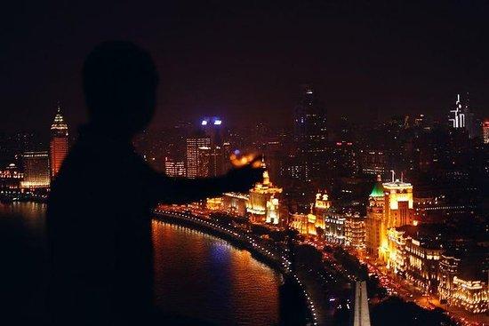 Vida noturna de Xangai: Bares na Bund...