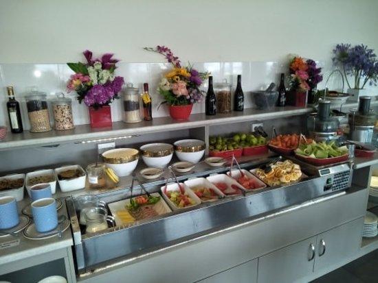 Raymond Terrace, Австралия: Part of the buffet breakfast