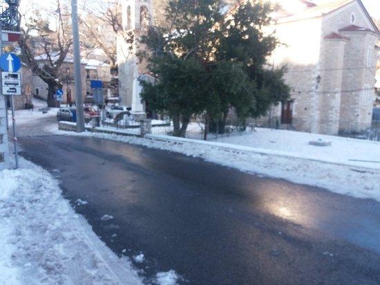 Kosmas, Yunanistan: Πρωτοχρονιά