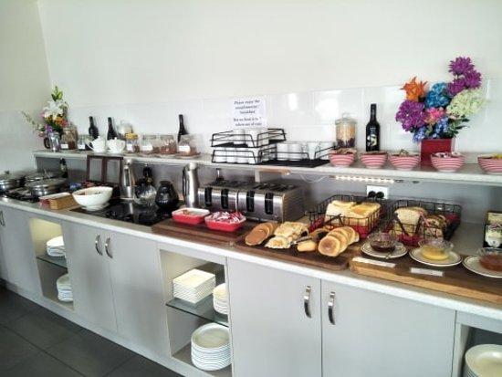 Raymond Terrace, Австралия: Included buffet breakfast