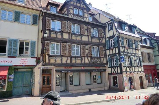 Grand Rue De Colmar.