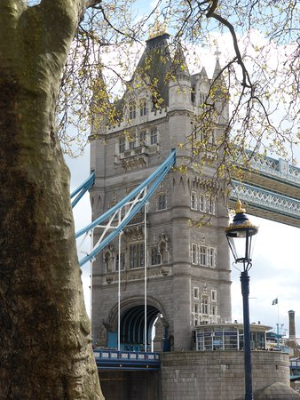 London, UK: Tower bridge e dintorni