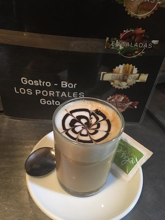 Gata, España: Cafe