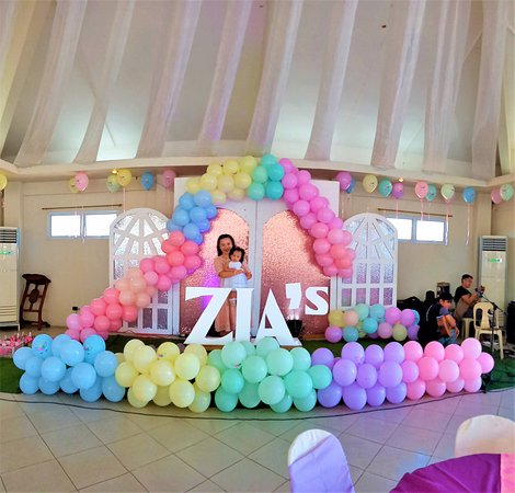 Ilocos Sur Province, Philippines: Congratulations and may the grace of God shower you on this special day of Zia's Christening. May joy and peace of the Lord reign in your heart.  Thank you, Mr. and Mrs. Castro for choosing Top V Hotel as your venue to celebrate Zia's Christening. Wishing you lots of love and happiness!  For inquiries and reservations, please call (09777841878) or email us at (topvhotelnarvacan@gmail.com).