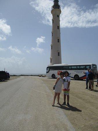 Vista del Faro California Lighthouse