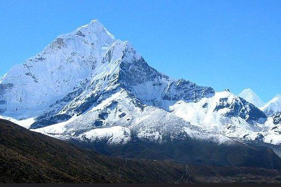 Everest Three High Pass Trek 19 dias