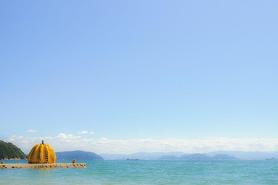 Naoshima Full-Day Private Tour with Nationally-Licensed Guide