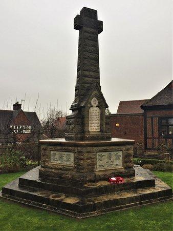 4.  Goudhurst War Memorial, Goudhurst, Kent