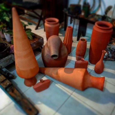 Rio Tavares: Garimpos de velhas olarias