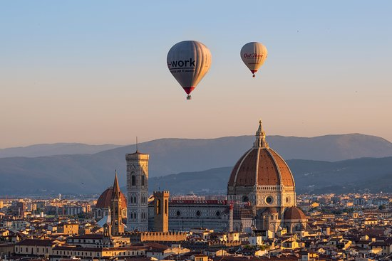 Firenze Mongolfiere - Hot Air Balloon Flight
