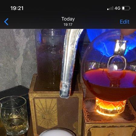 The Cauldron Magical Cocktail Experience London 2020 All