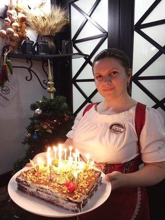 Дни рождения в StaraPraha