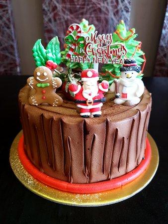 Birthday Cake Cirebon, Custom Cake Cirebon, Hamper Natal Cirebon.