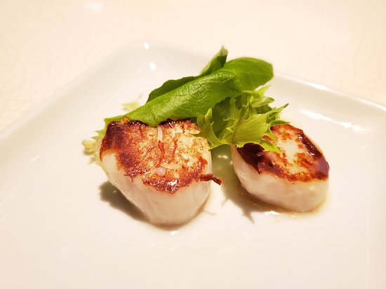 Seared Scallops - Excellent!