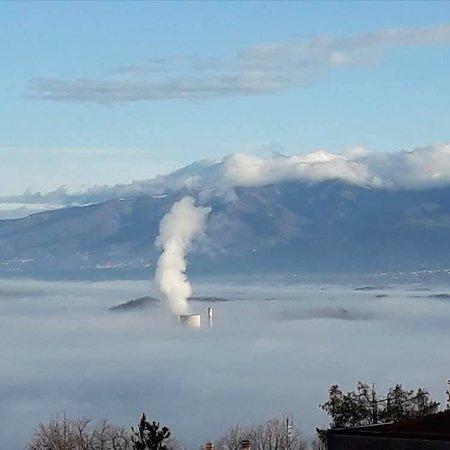 Castelnuovo dei Sabbioni, Италия: centrale