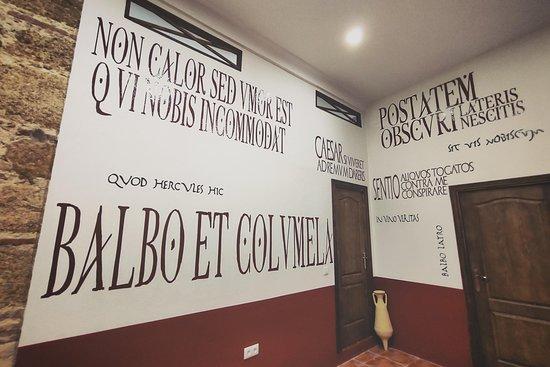 Balbo et Columela