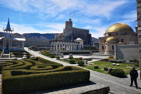 Borjomi - Rabati -Vardzia privat...