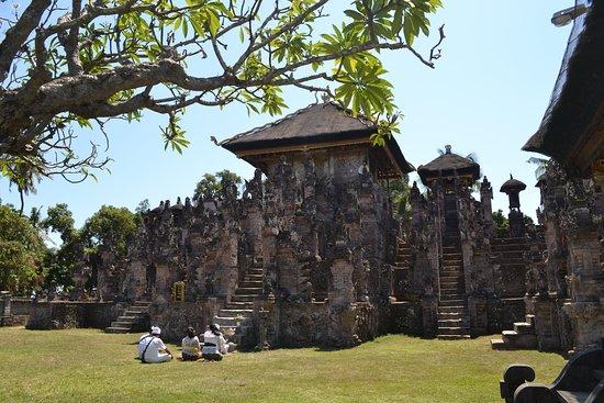 Sangsit, Indonesia: Dans le temple