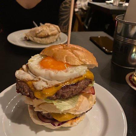 Tolle Burger, super Location