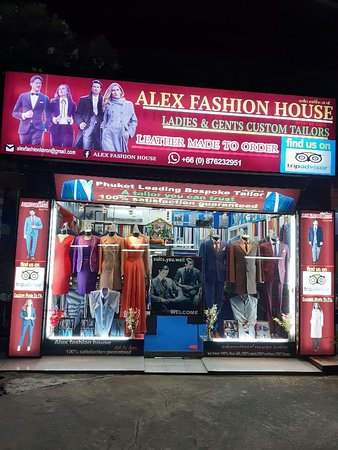 WELCOME to alex fashion house