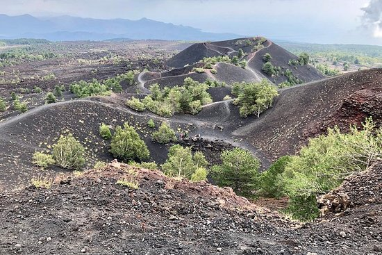 Etna, Wine and Alcantara Tour - Small...