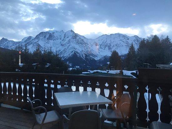 Quick ski break