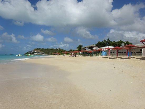 Saint Mary Parish, Antigua: Darkwood Beach