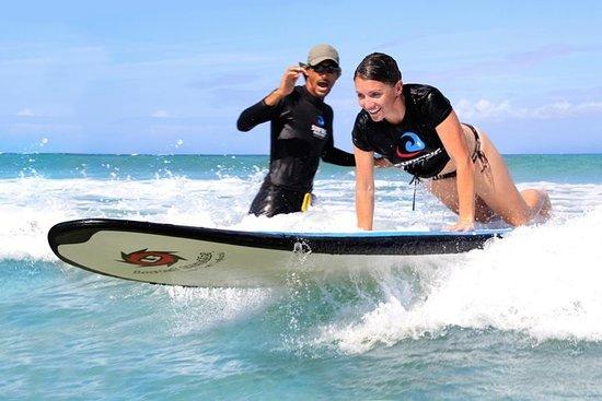 Professionelle Surfkurse im La Pared...