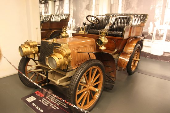 One of the first FIAT. 1902.