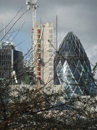 Londýn, UK: A spasso per la City