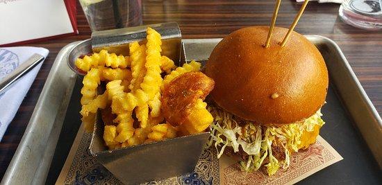 Delicious Burger!